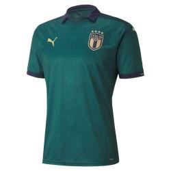PUMA MAGLIA ITALIA THIRD FIGC SHIRT VERDE